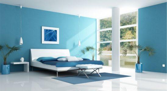 Choix des couleurs pour la maison