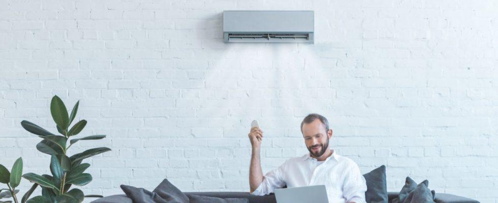 Avoir une climatisation